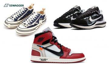 解構風波鞋 熱度高企!sacai x Nike、Converse x Feng Chen Wang等5個務必認識的人氣拆解式球鞋系列