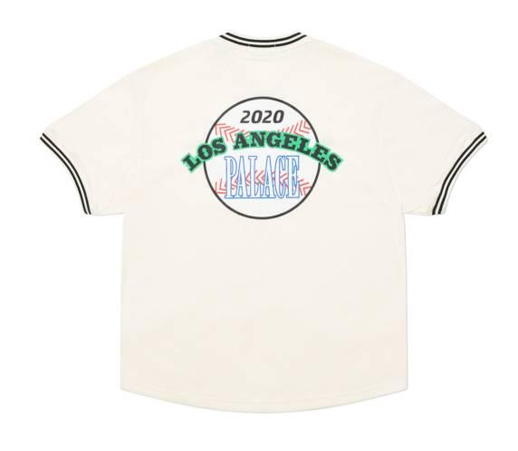 Palace & New Era 2020 Los Angeles Baseball Jersey