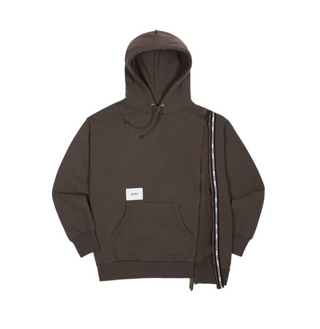 WTAPS & Richardson Zip Hoodie Brown Colourway to be release on November 14th