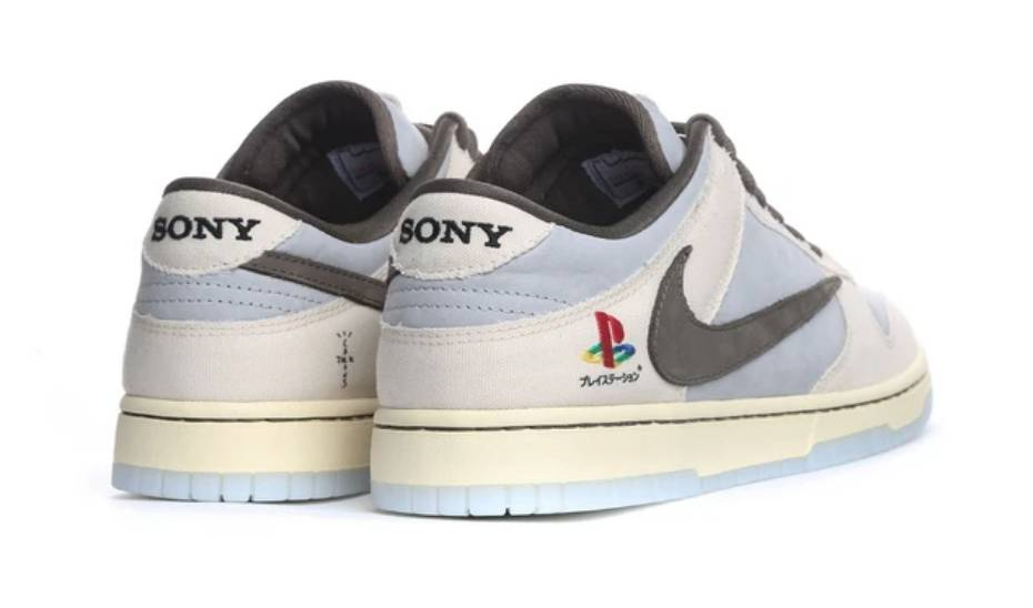 Travis Scott & PlayStation x Nike Dunk Low