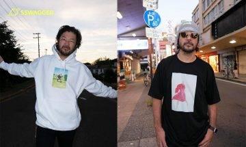 淺野忠信 x WIND AND SEA推出全新聯乘服裝系列