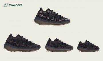 adidas YEEZY BOOST 380 ONYX、ONYX RF香港上架情報