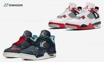 Air Jordan 4 Retro Fire Red、Deep Ocean雙色抽籤渠道曝光