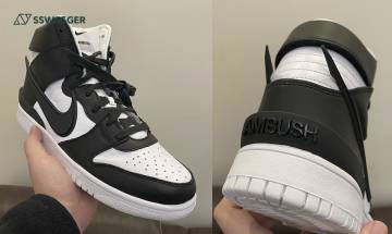 AMBUSH x Nike Dunk High全新實物圖流出!鞋如其名突襲閃現