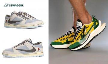 sacai x Nike 4色登場、Travis Scott x PS x Nike等・SSneakers Weekly本週務必注意的5款球鞋