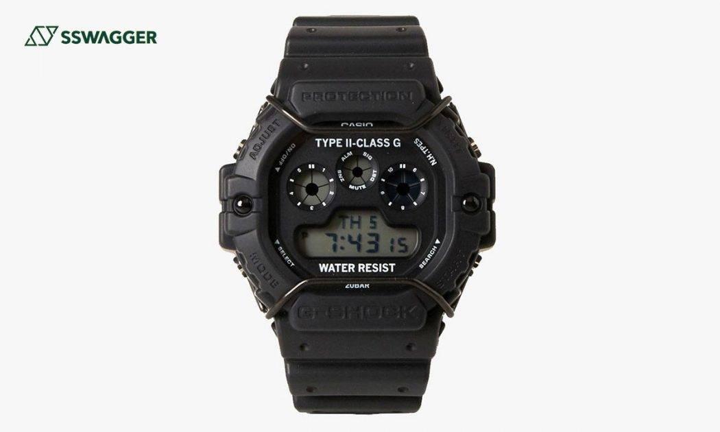 G-SHOCK-x-N.HOOLYWOOD推出全新聯乘暗黑系手錶DW-5900-wen