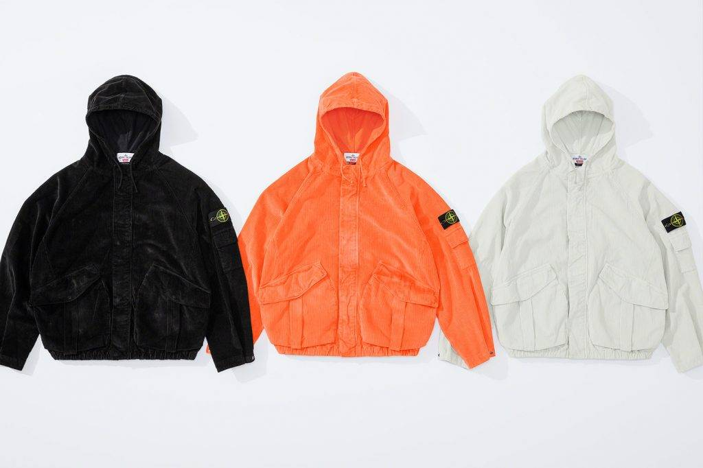 Supreme & Stone Island 2020 FW Collection