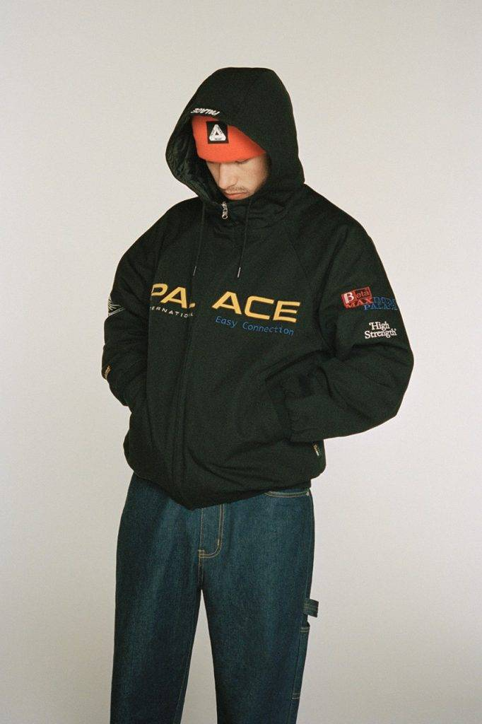 Palace's ULTIMO 2020 lookbook collection