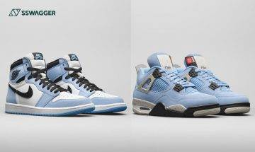 Jordan Brand官方發佈2021年春季將推出之Retro新配色鞋款