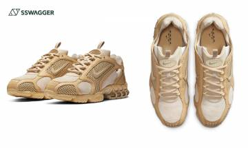 Nike Air Zoom Spiridon Cage 2 Stüssy平民版上線待發!