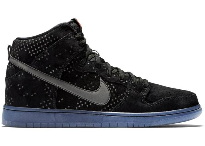 Nike Dunk High Flash Pack Black Ice