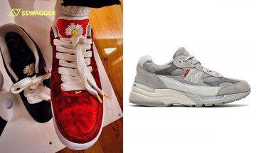 Nike x PEACEMINUSONE、Levi's x New Balance等!SSneakers Weekly 5款本週務必留意之球鞋