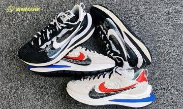 Nike x sacai Vaporwaffle多個抽籤渠道同步曝光!SSwagger帶來多圖實物近賞