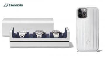 RIMOWA推出錶迷必備限量版Watch Case!iPhone 12系列手機保護殼5色預售中