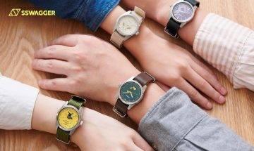 Seiko x Pokémon推出聯乘版限量手錶系列