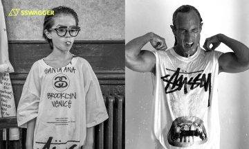 Stüssy 40週年聯乘放題!Virgil Abloh、Rick Owens等World Tour T-Shirt快將推出