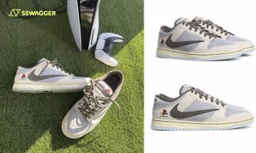 Travis Scott x PlayStation x Nike Dunk Low官方圖現身!暫時只有5對