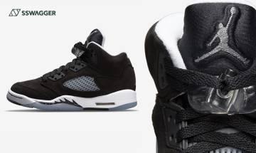 Air Jordan 5 Retro Oreo抽籤渠道釋出!8年後再回歸