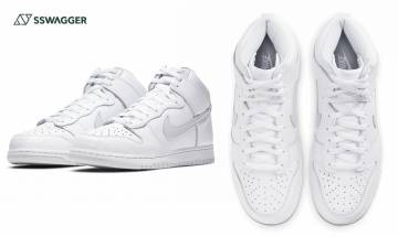 Nike Dunk High SP Pure Platinum馬上開賣!加映4對入門Dunk High精選