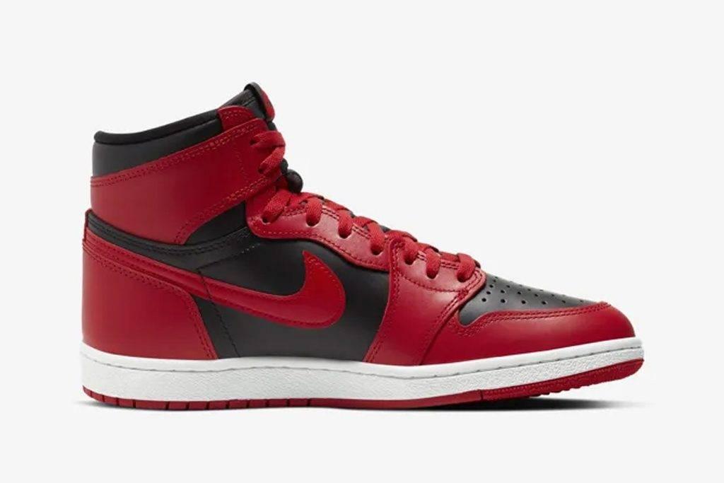 2020 Air Jordan 1 Hi '85 Varsity Red