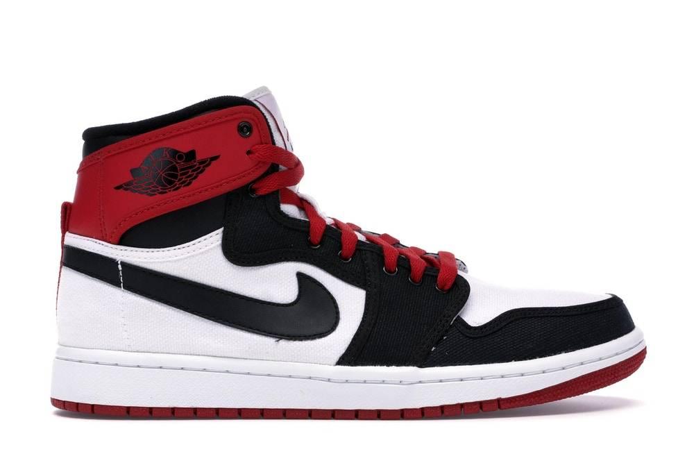 Air Jordan 1 Retro KO High「Black Toe」