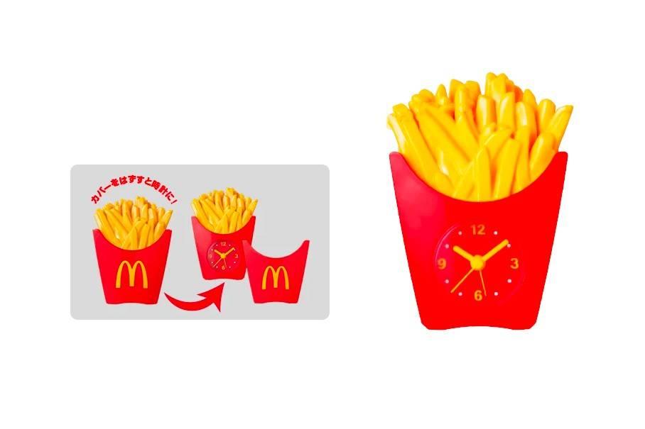 Coleman 與 McDonald's推出新春福袋 fukubukuro Smile Bag!膠杯、發聲薯條時計必成經典作