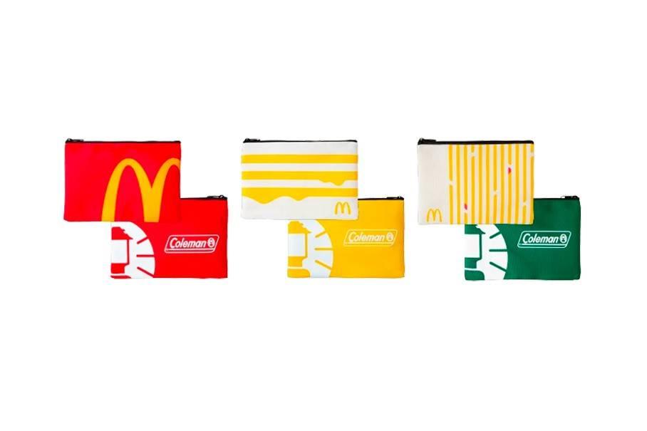 Coleman x McDonald's推出新春福袋 fukubukuro Smile Bag!膠杯、發聲薯條時計必成經典作