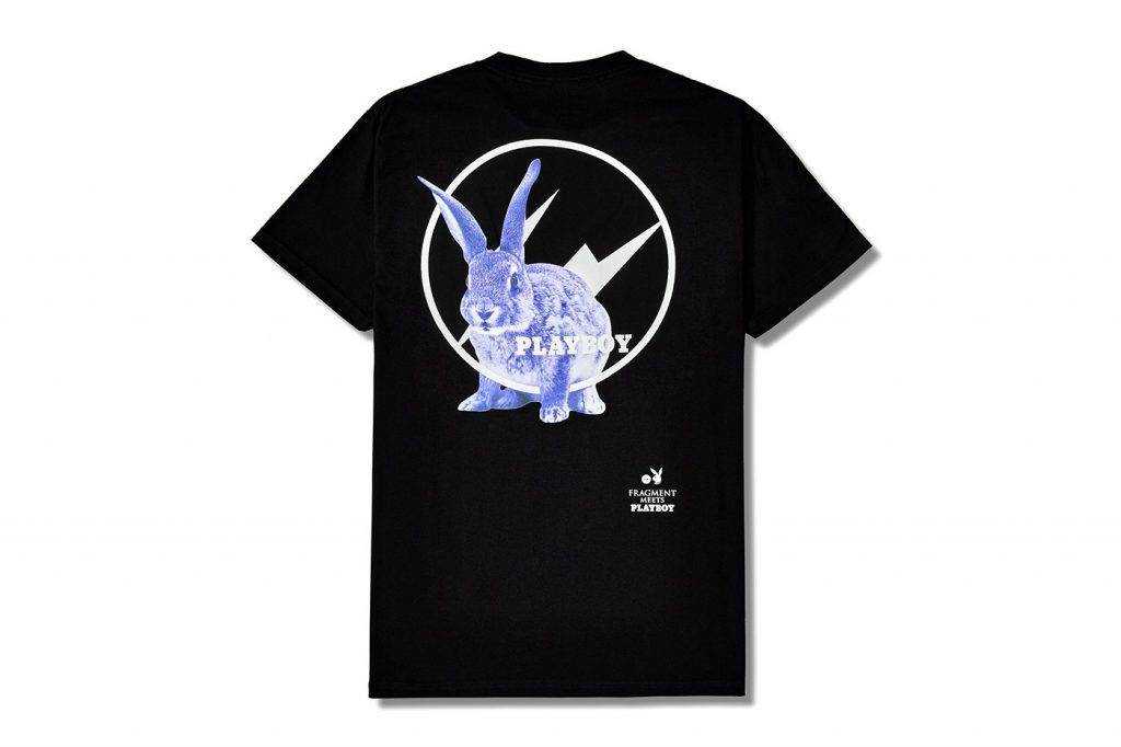 fragment design & Playboy Clothing Collection