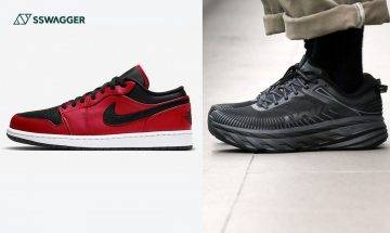 HOKA ONE ONE BONDI 7補貨、Air Jordan 1 Low Reverse Bred等!SSneakers Weekly 5雙本星期務必注目之鞋款