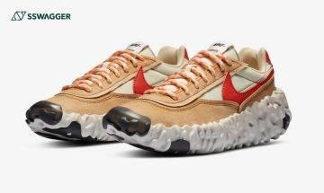 Nike OverBreak SP新色「Fossil」快將推出!勿失購入Mars Yard平民版良機