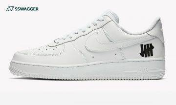 UNDEFEATED x Nike將於2021年推出聯乘版Air Force 1