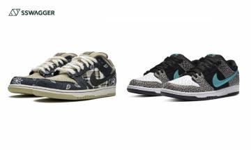 Nike SB Dunk Low年度精選3款!無私預告下年3對必入款!