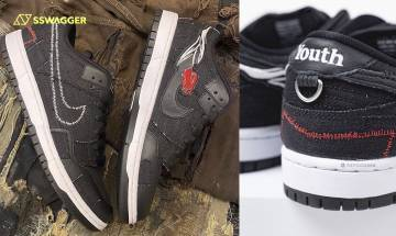 Nike SB Dunk Low x Wasted Youth諜照流出!Verdy另一品牌新作