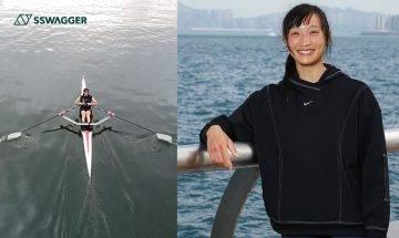專訪港隊賽艇手Winky Hui從划艇鍛鍊出堅毅意志!以運動熱情蓋過血肉之痛
