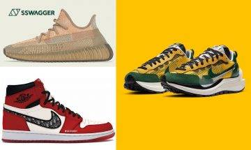 YEEZY BOOST 350v2新色、sacai x Nike Vaporwaffle等!SSneakers Weekly今週5款不容錯過之鞋款