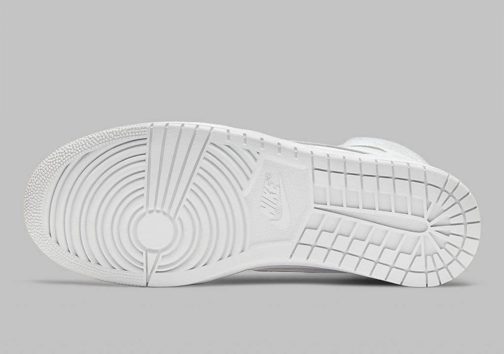 Air Jordan 1 Hi '85 Neutral Grey white grey colourway