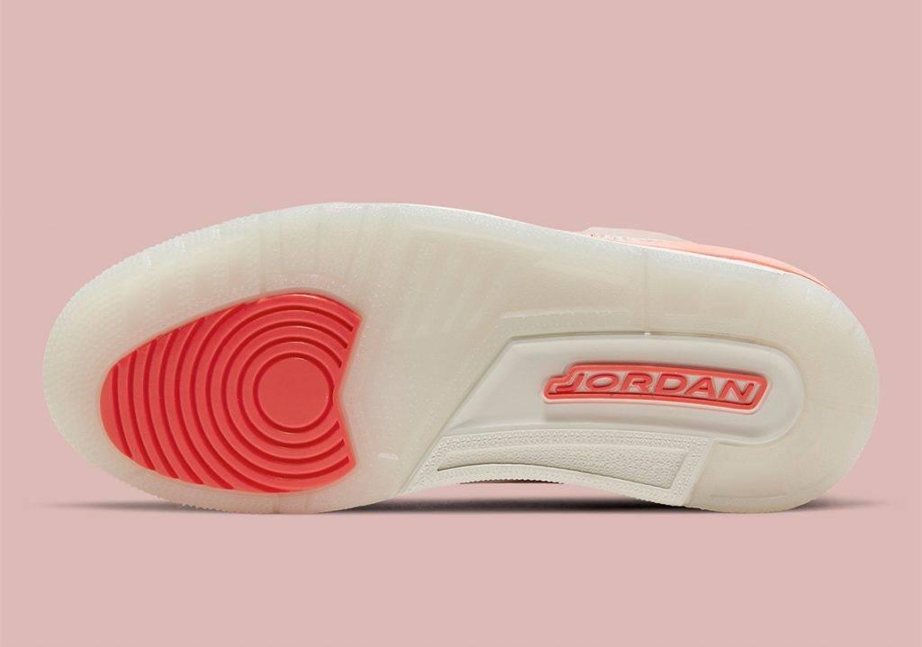 "Air Jordan 3 ""Rust Pink"" women exclusive colourway"