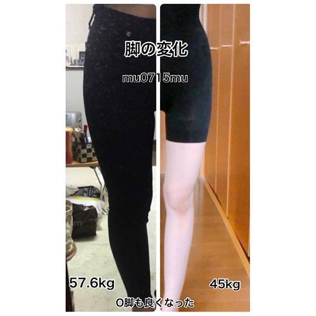 腿部水腫消除不再粗壯!日本中女9招自救偽胖腿 Twitter @mu0715mu