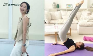 收緊手臂又修腰!速學日本美魔女加持大人氣瘦身運動