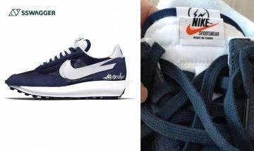 fragment design x sacai x Nike LDWaffle發售消息!鞋迷待望之必入球鞋