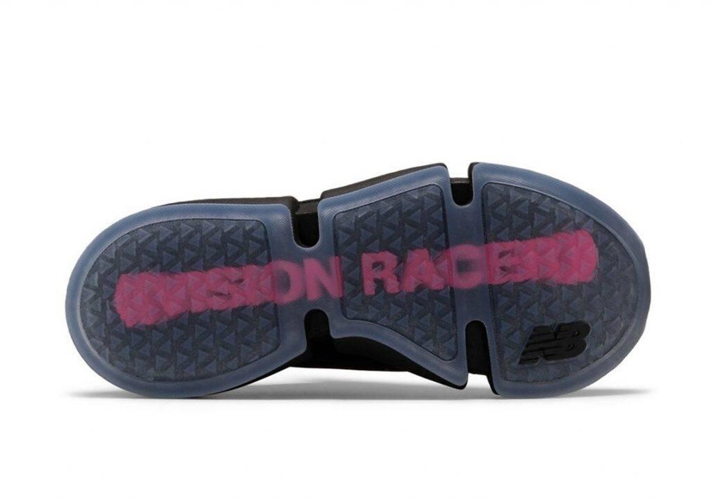 New Balance Vision Racer x Jaden Smith Black Colourway