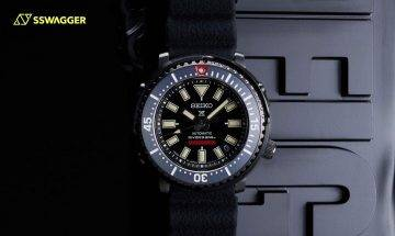 NEIGHBORHOOD x SEIKO Prospex潛水錶紅字極吸睛!全球限量1,000隻必搶