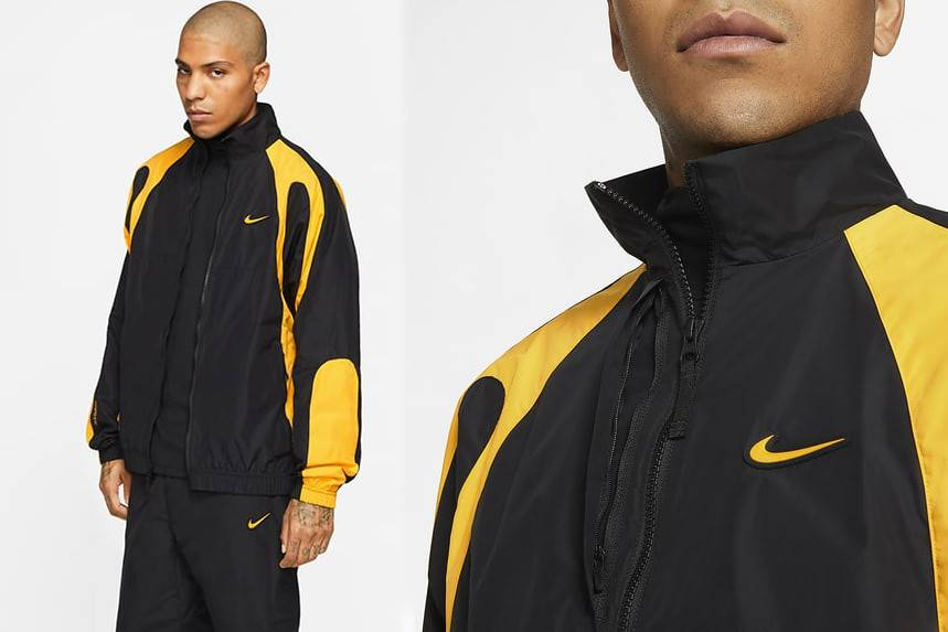 Drake x Nike Nocta Collection Second drop black and yellow colourway