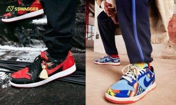 Nike與Jordan Brand農曆新年鞋款系列一舉公開!Dunk、AJ1 Retro Low等人氣球鞋均備