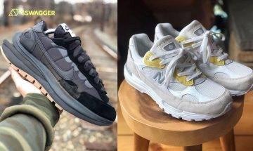 sacai x Nike Vaporwaffle Nylon Black、Paperboy Paris x NB 992等!SSneakers Weekly今週務必注意8雙鞋款