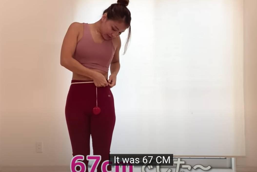即時減肚腩!即學即做這6招3分鐘後下腹即減1cm YouTube頻道みおの女子トレ部影片截圖