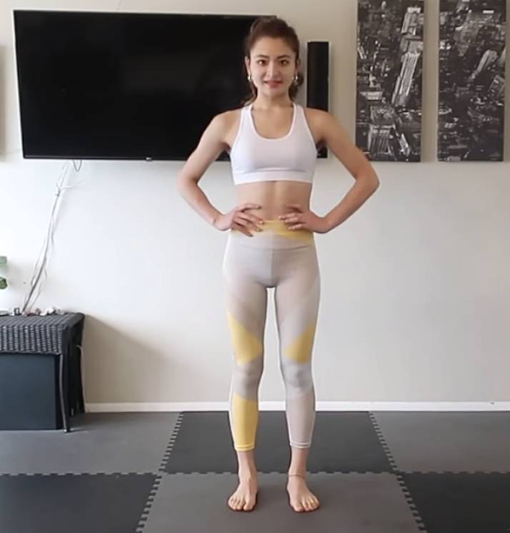 跟腱伸展45秒x7動作!每日7分鐘改善肩頸膝蓋腰背痛 YouTube頻道Rina Ohkuma影片截圖