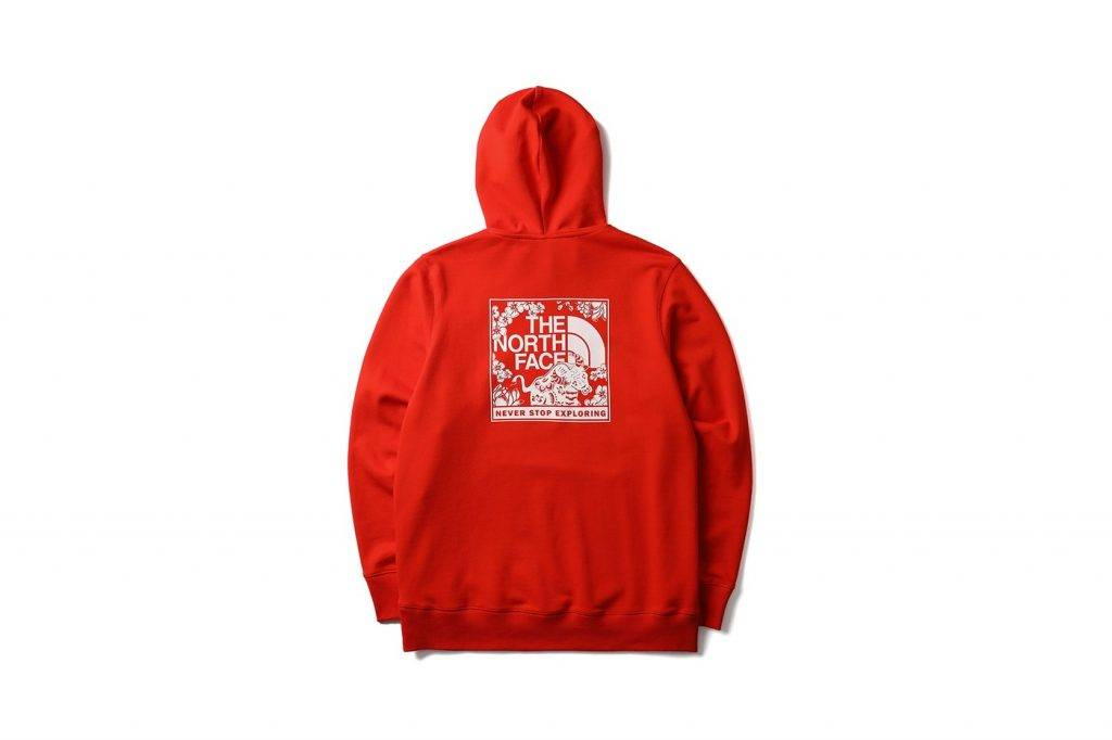 The North Face牛年膠囊系列 North Face 2021 Chinese New Year Capsule Collection