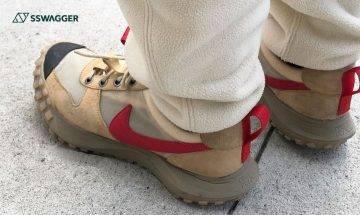 Tom Sachs x Nike Mars Yard神秘版本再現!親着為上架作預告?