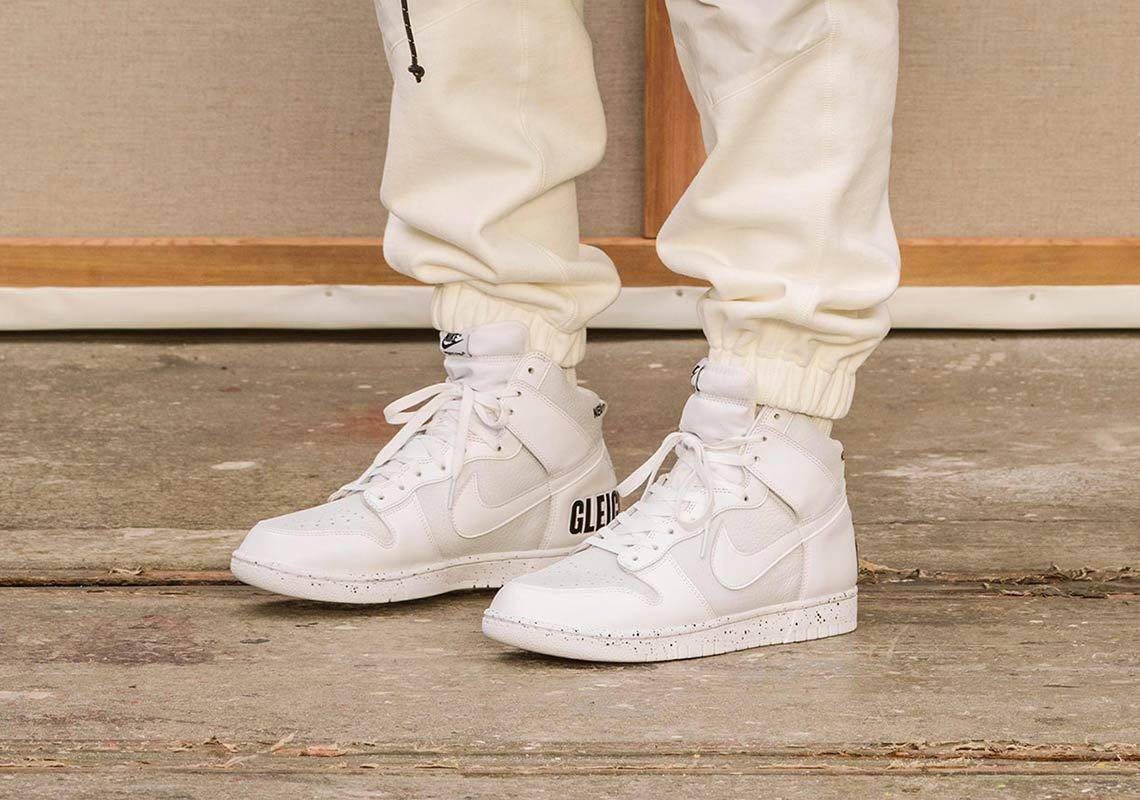 UNDERCOVER 2021 Fall Winter collection Nike Dunk High 首曝光!熱搶款加入潑墨點綴